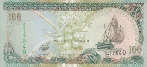 Maldives - 100