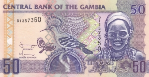 Gambia - 50