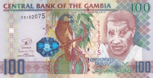 Gambia - 100